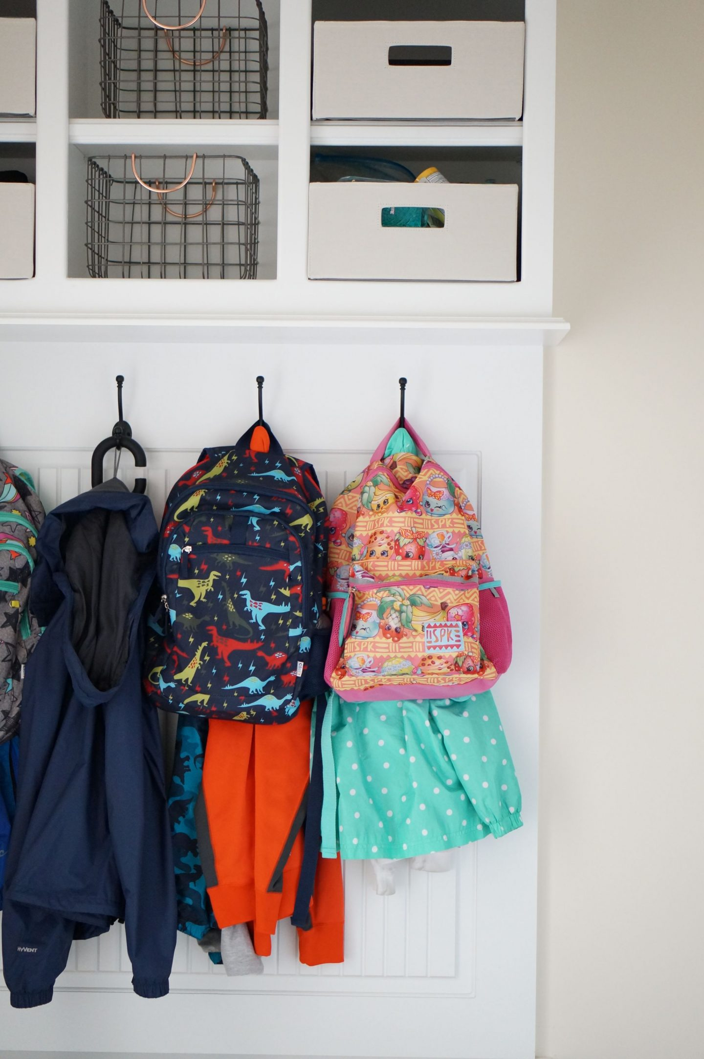 We're getting ready for school over here!  Here are four ways I'm keeping my sanity, staying organized, and making it fun along the way.