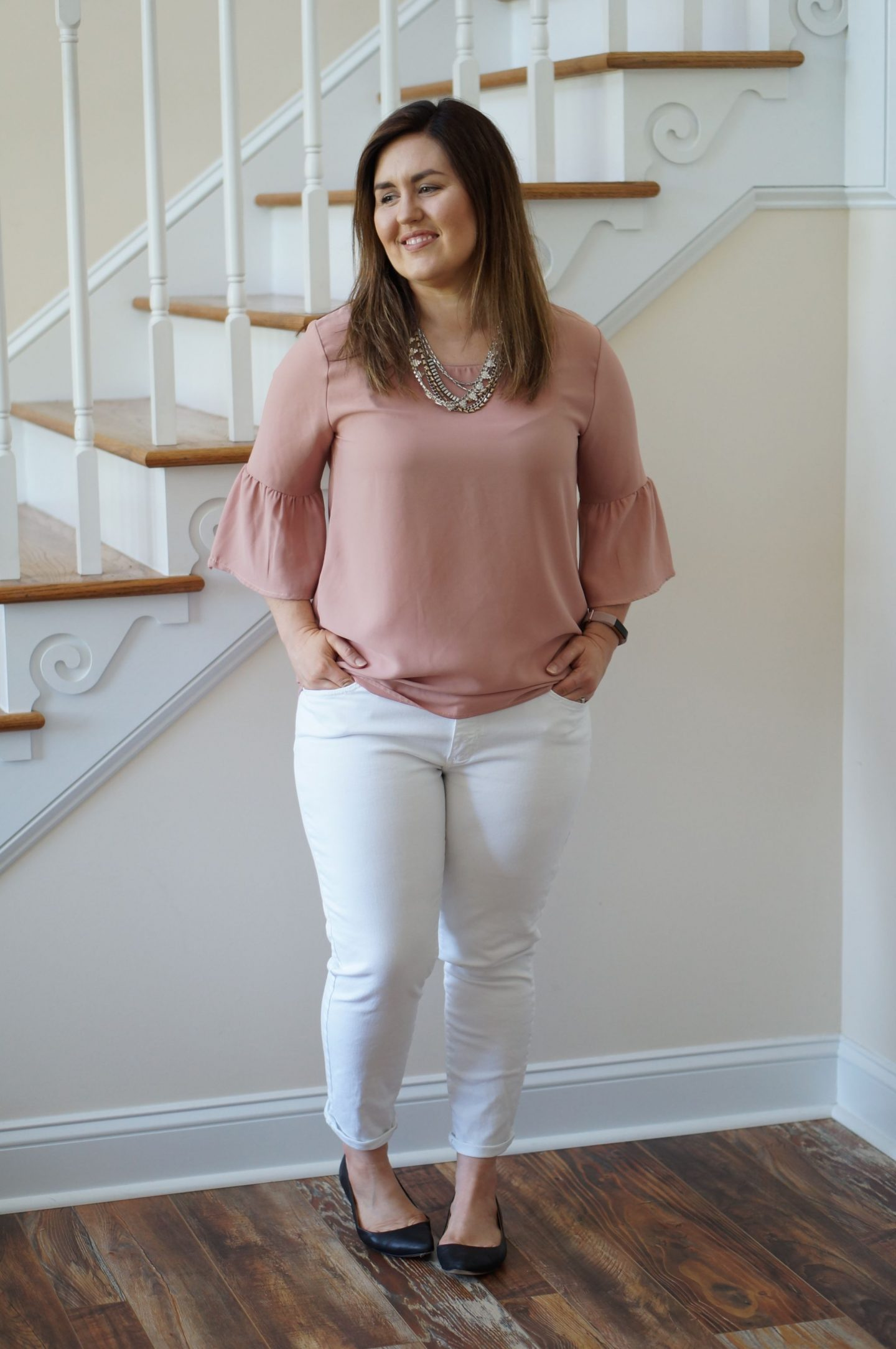 Jeans are some of the most versatile pieces in my wardrobe. I love dressing up jeans, and I have some office appropriate inspiration for you!