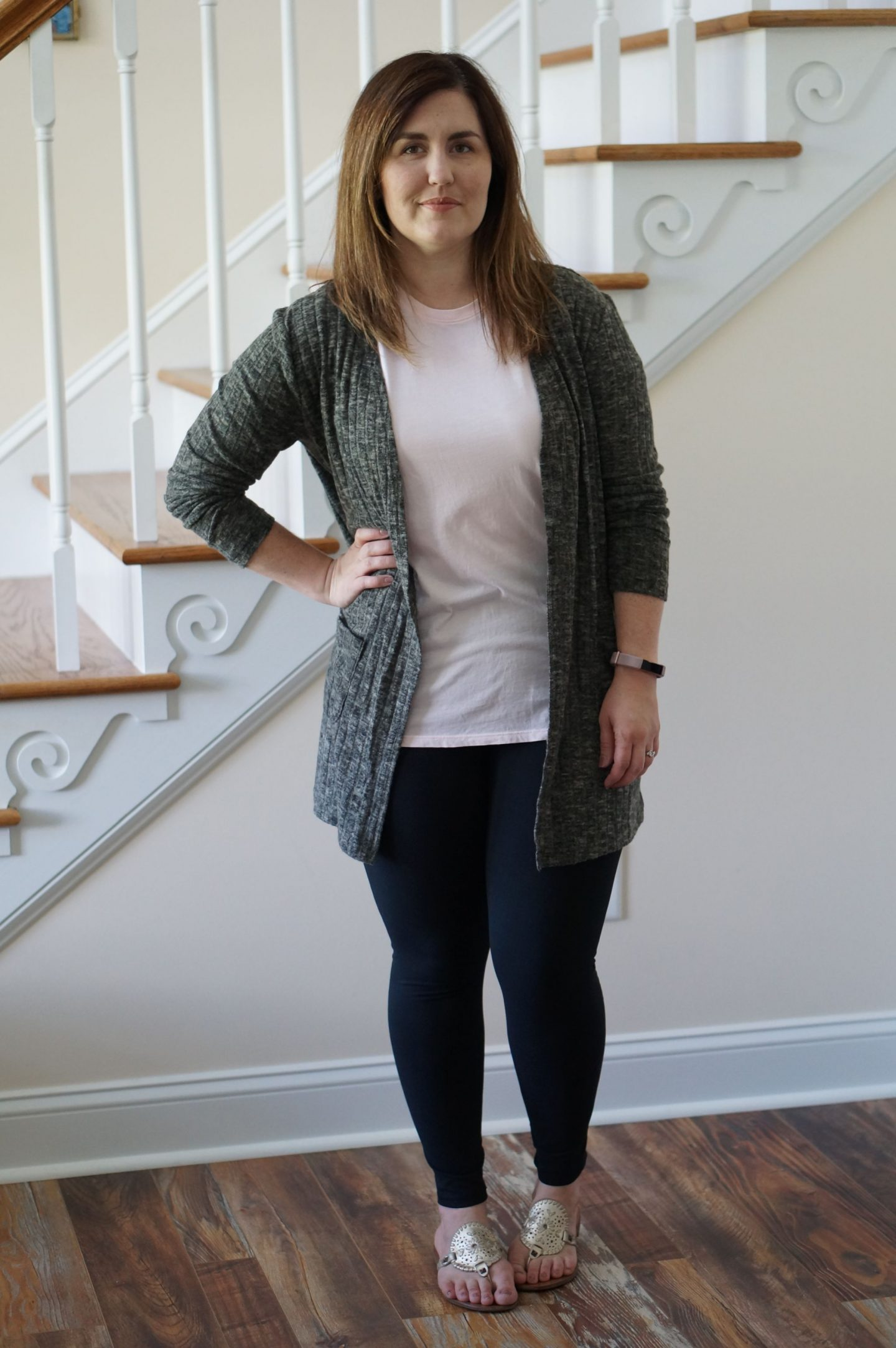 Popular North Carolina style blogger Rebecca Lately shares her September Stitch Fix outfits. Check out what she got and what she kept!