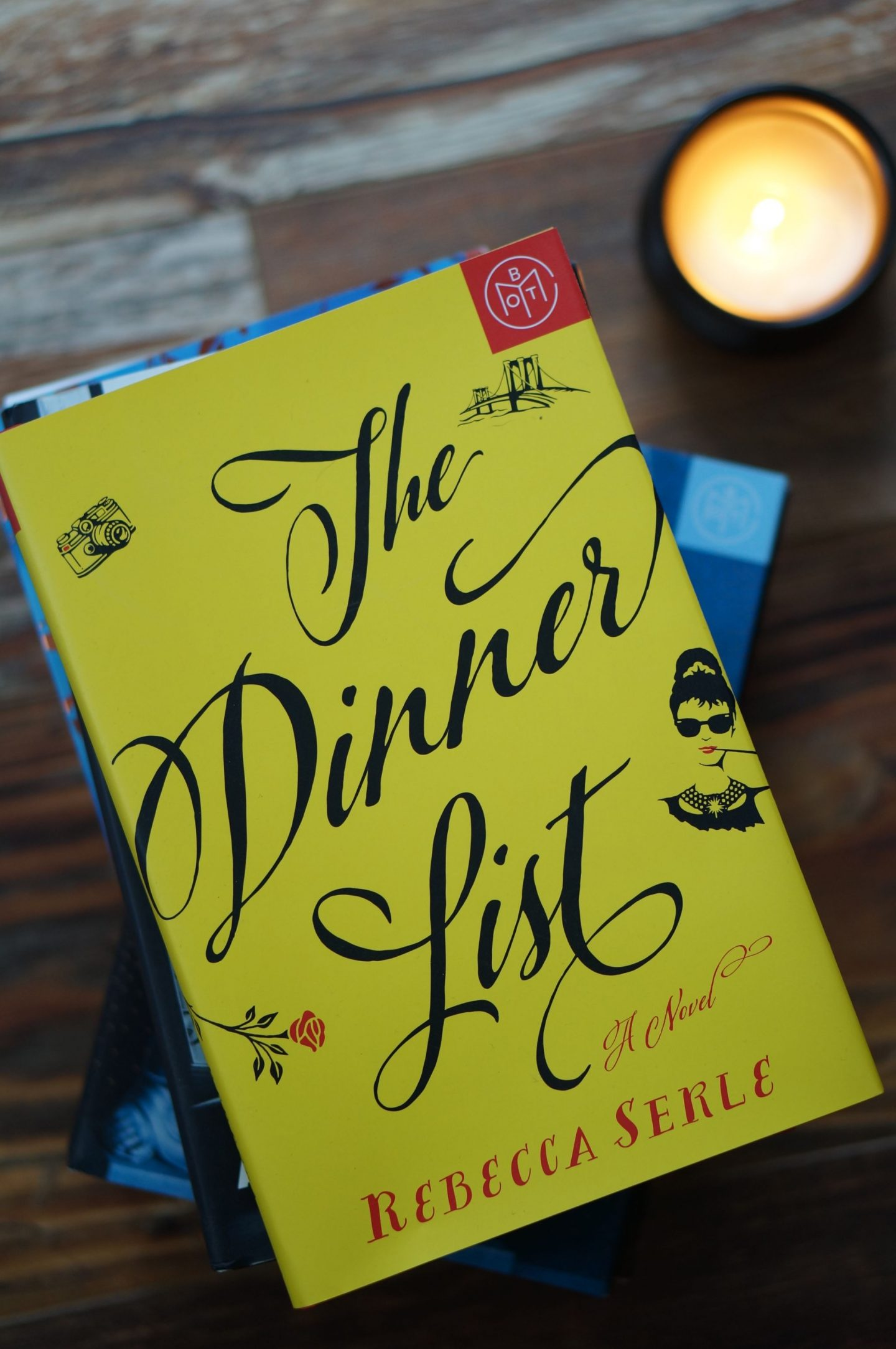 Popular North Carolina style blogger Rebecca Lately shares her long list of fall reads  If you need something new to read this fall, check it out!
