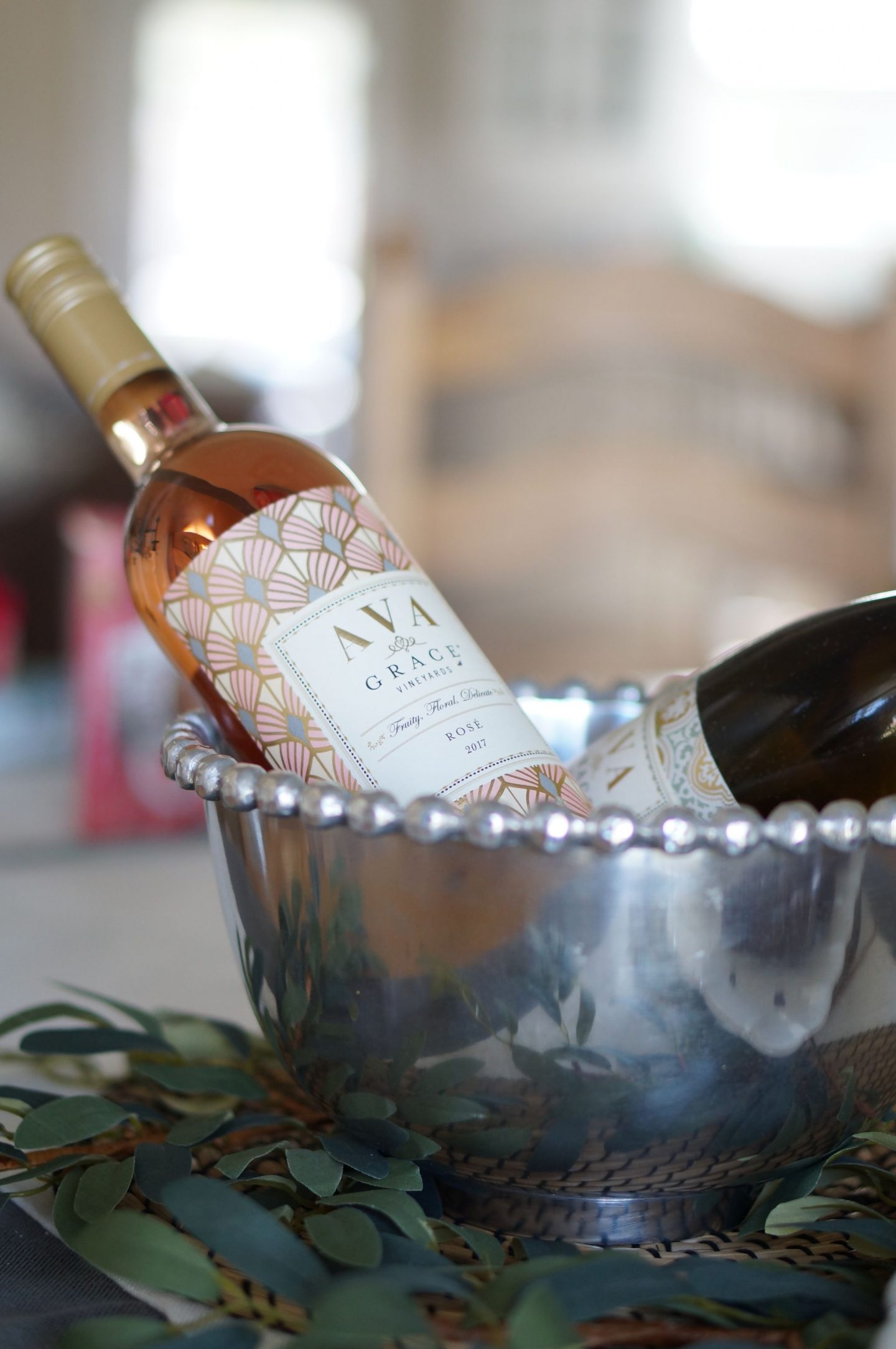 Popular North Carolina style blogger Rebecca Lately shares a date night with AVA Grace wines. Click here to read all about this delicious wine!