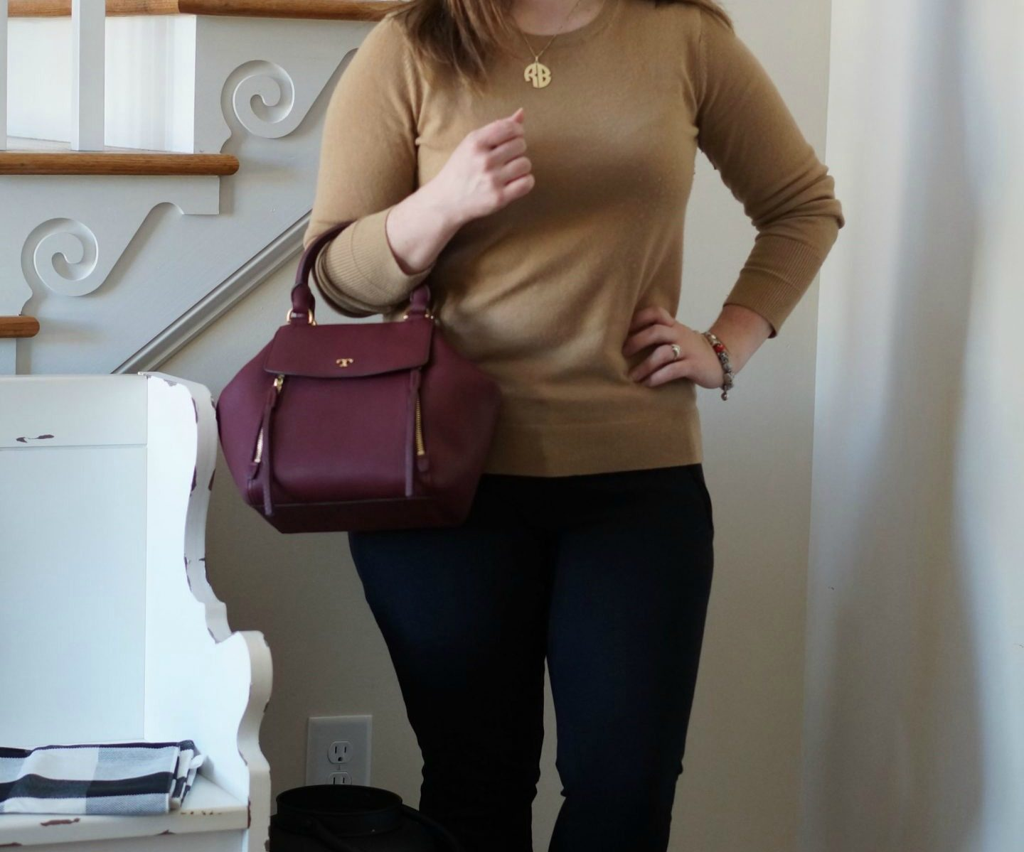 NC blogger Rebecca Lately shares her favorite Everlane pieces.  From cotton to cashmere to leather, check out her recommendations here!