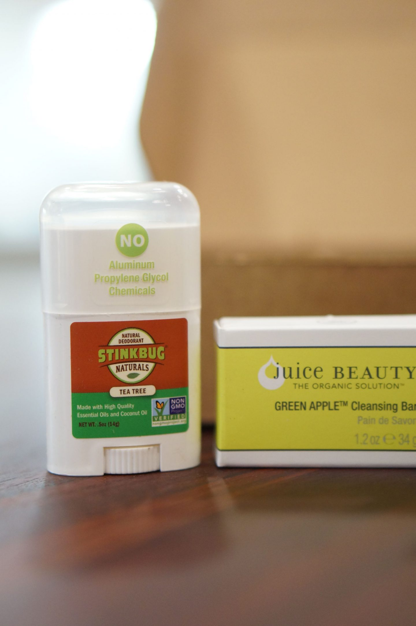 Popular North Carolina style blogger Rebecca Lately shares her Goodbeing natural beauty box for October. Check out what she got and what she thinks!