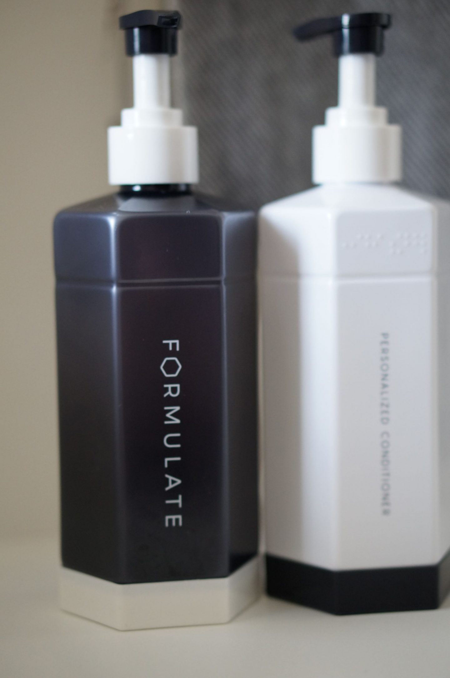 North Carolina style blogger Rebecca Lately shares her review of the brand new Formulate custom shampoo conditioner combo. Be sure to enter the giveaway!