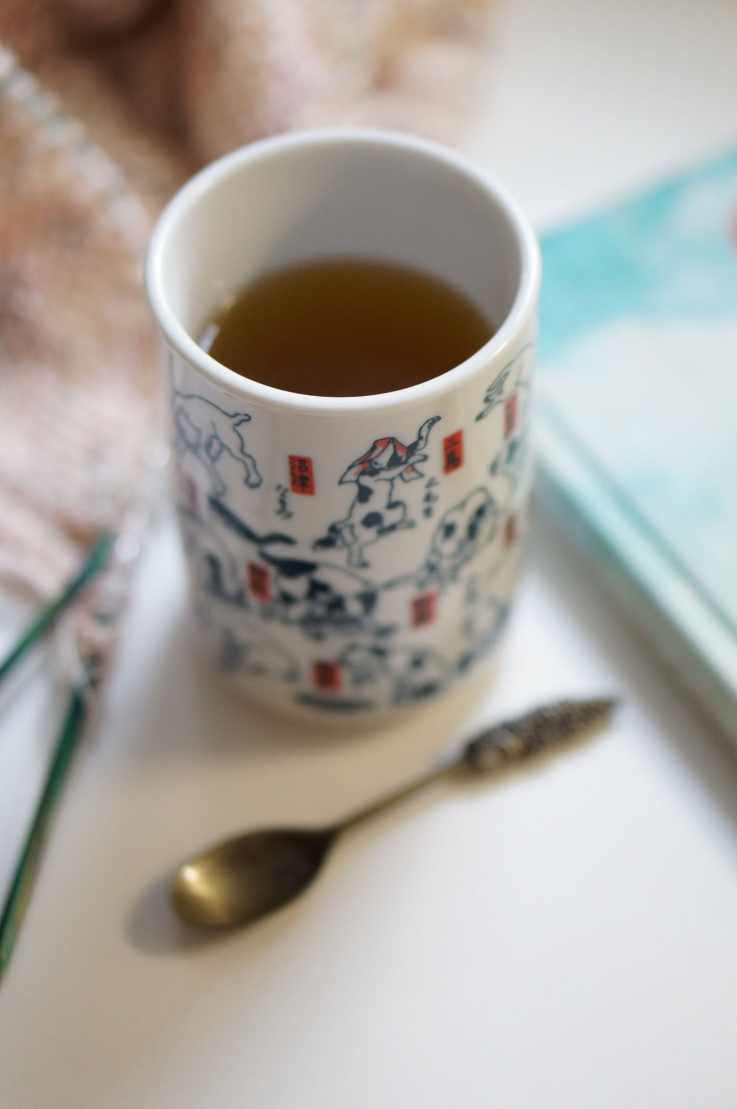North Carolina blogger Rebecca Lately shares her yummy Celestial Tea collection, along with her night time tea routine. Read it for self care inspiration!