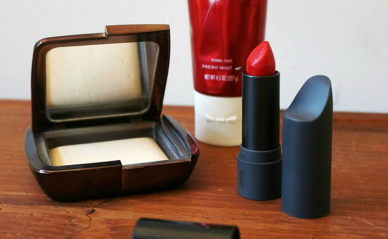North Carolina blogger Rebecca Lately shares her favorite red lipsticks for Valentine's Day. Shop her cruelty free faves over on the blog!
