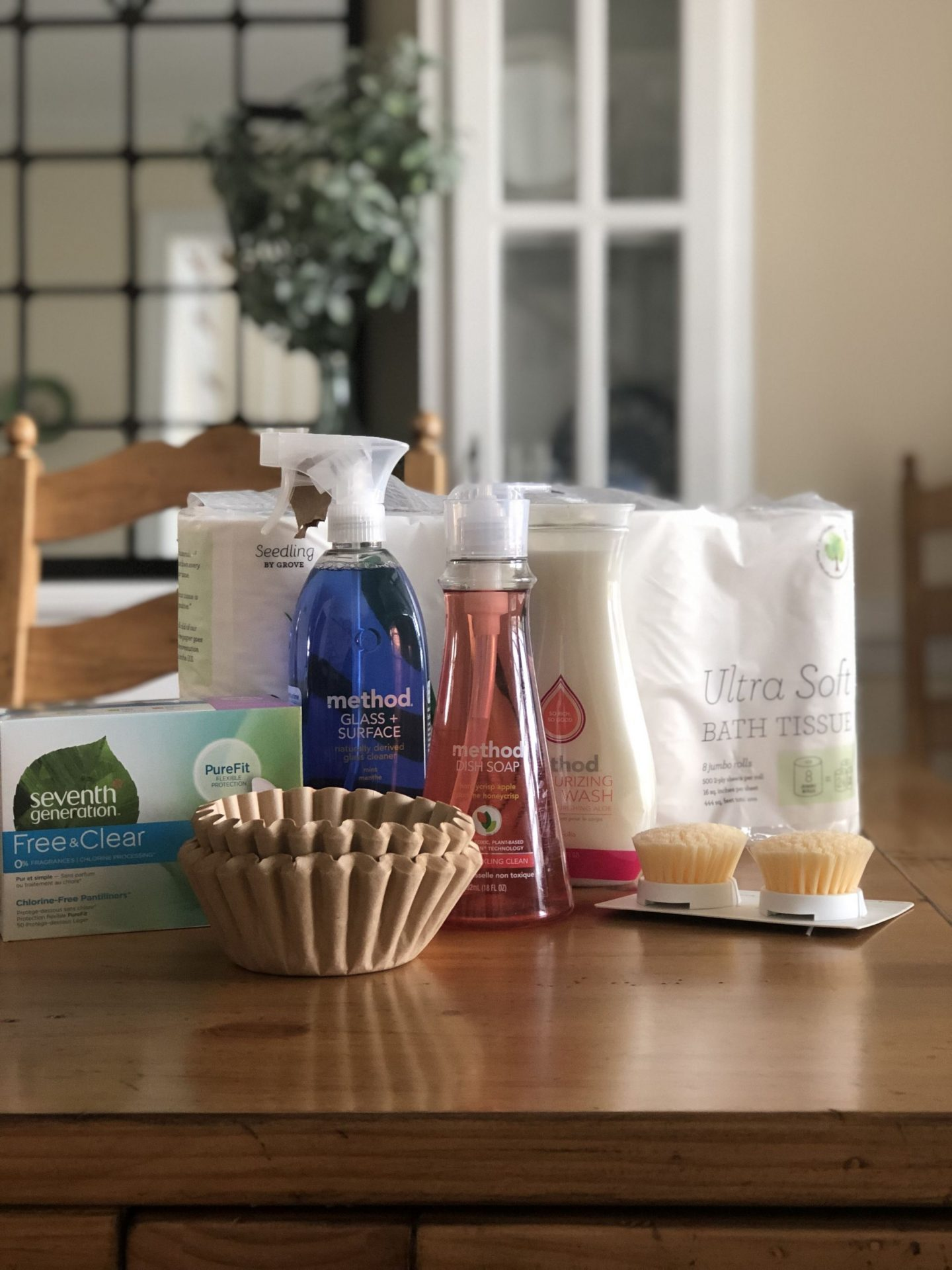 North Carolina blogger Rebecca Lately shares her Grove Collaborative February 2019 order, with a special offer for new members!