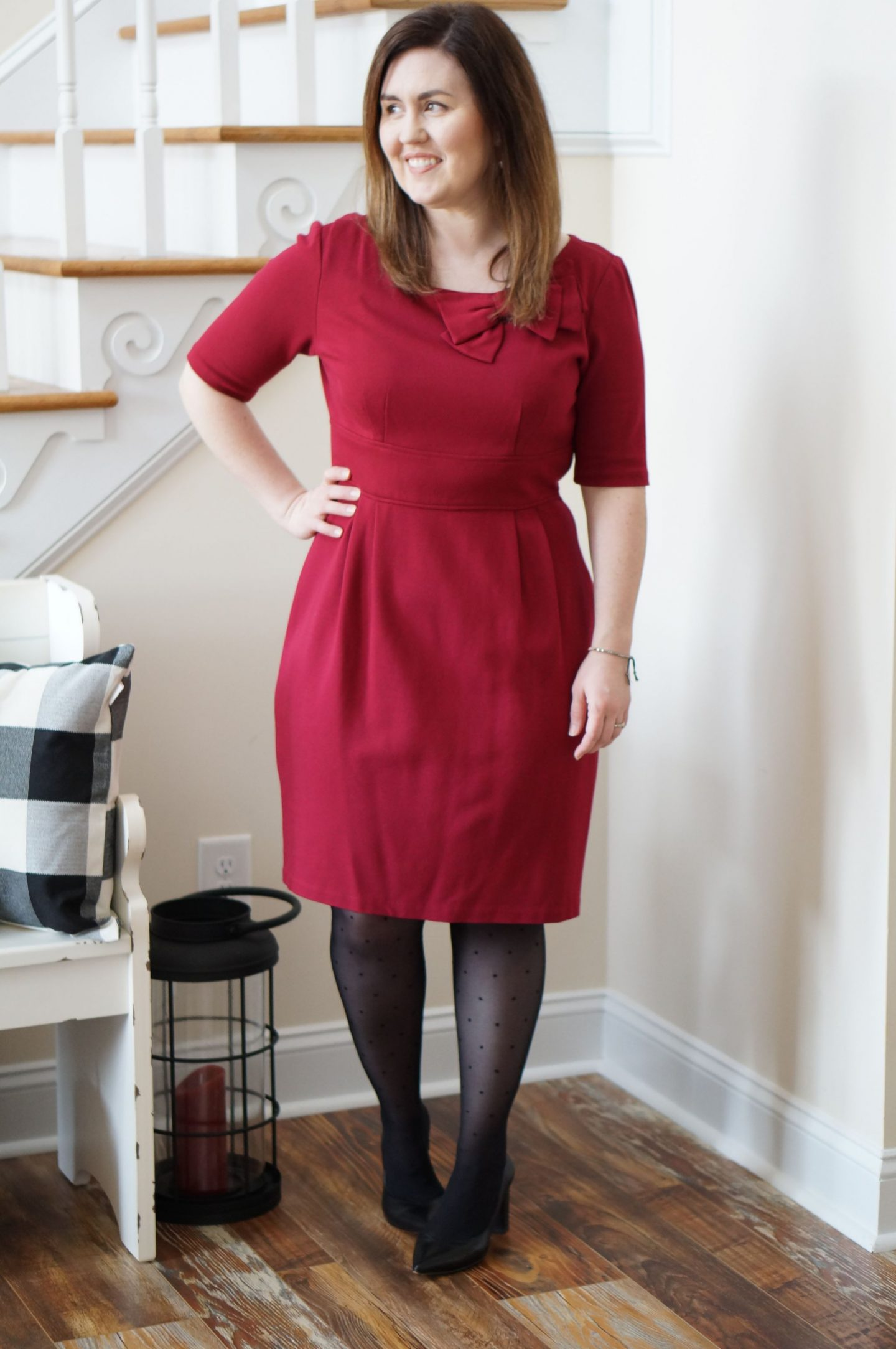 North Carolina blogger Rebecca Lately shares the sustainable Swedish Stockings line. Find out how they are reducing waste in the hosiery industry.
