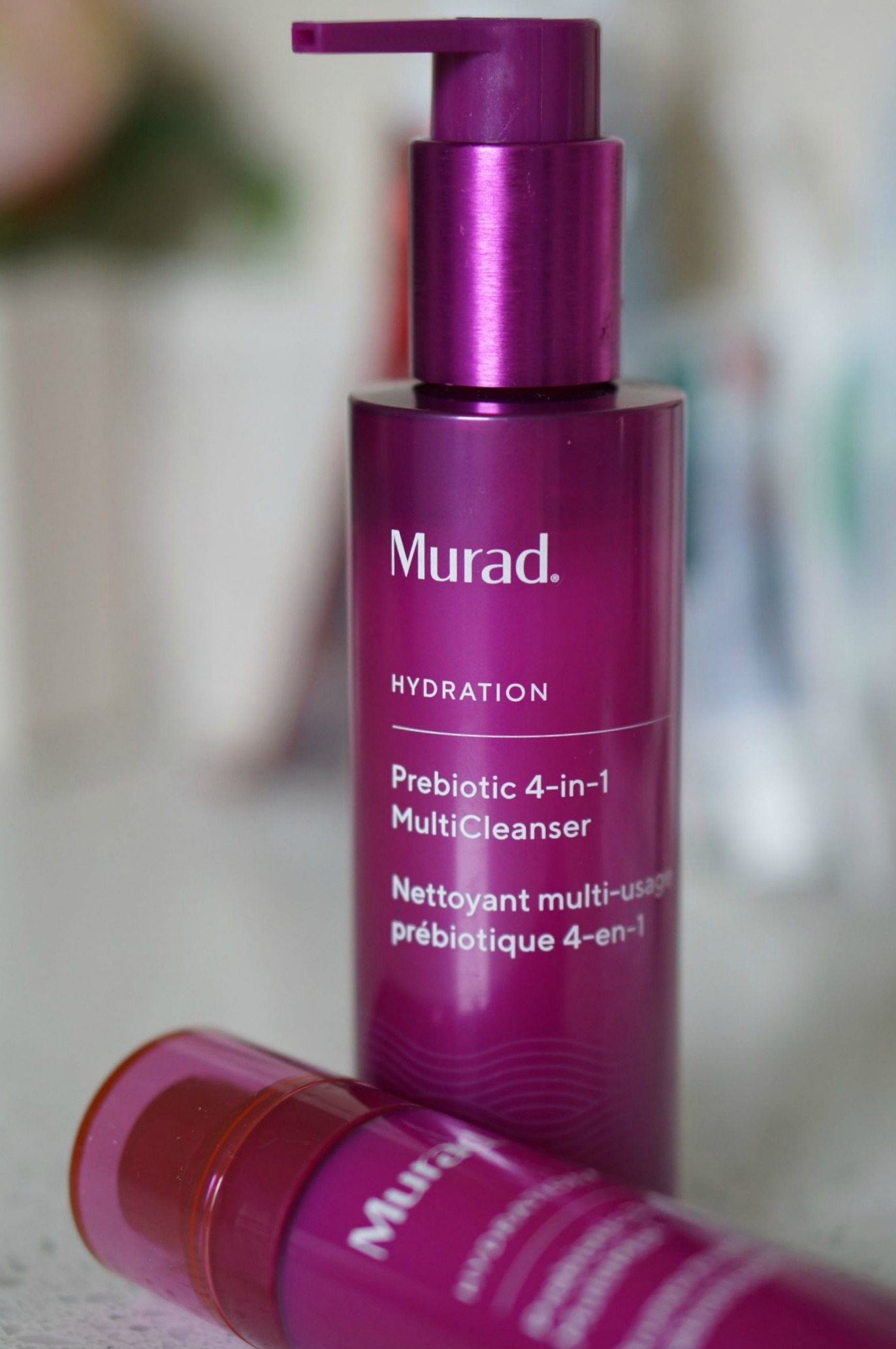 NC blogger Rebecca Lately shares her reviews of the Murad Hydration Skincare. Check out this MultiCleanser and MultiMist!