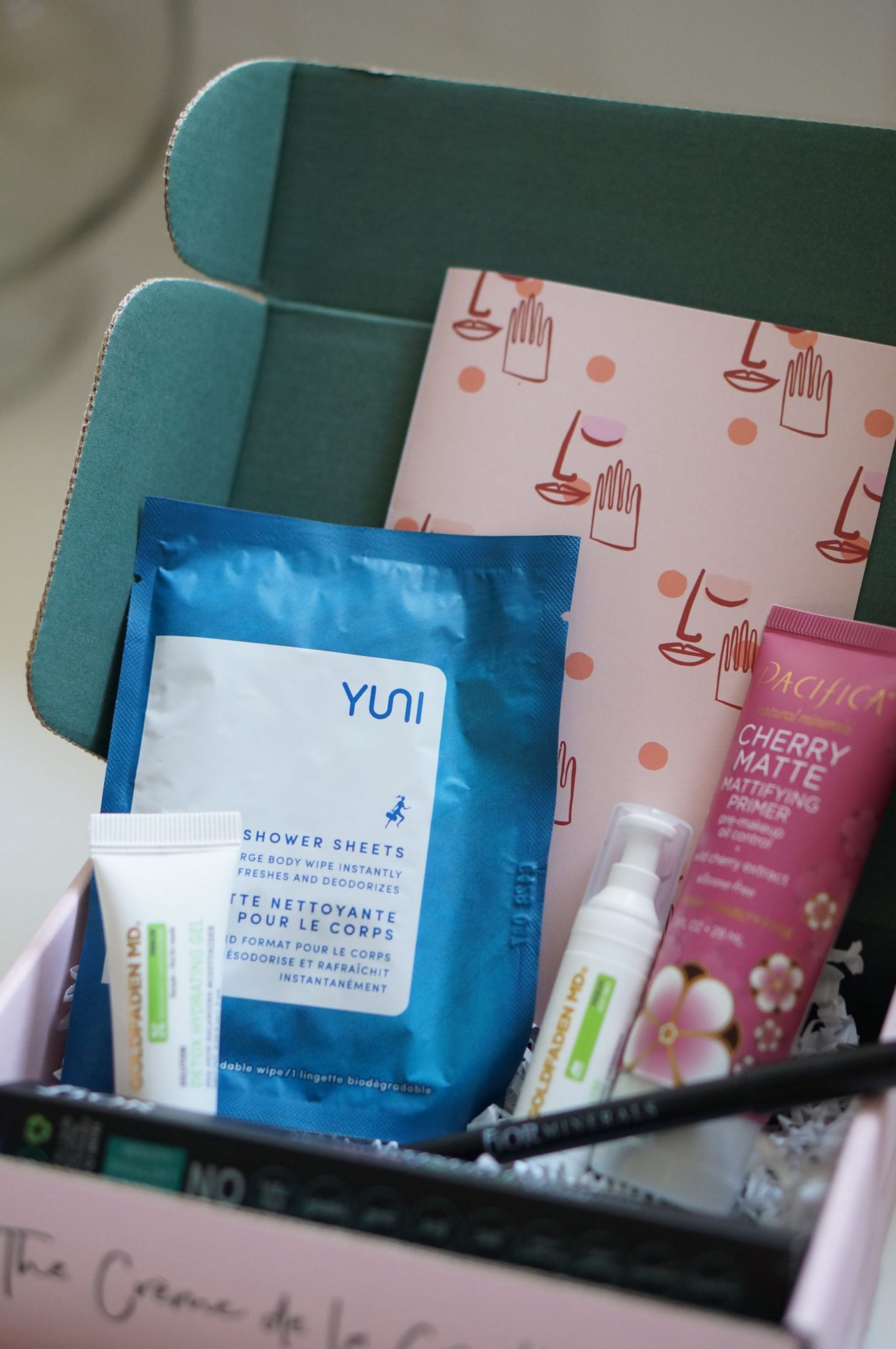 NC blogger Rebecca Lately shares her Petit Vour June 2019 box. Check it out for natural, organic, and cruelty free beauty recommendations!