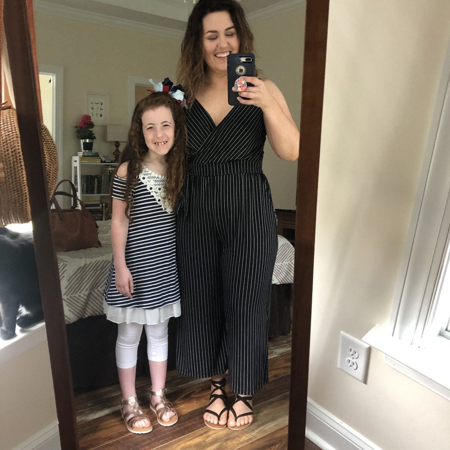 North Carolina blogger Rebecca Lately shares her Stitch Fix Jumpsuits box. Check out what she kept and what she sent back!