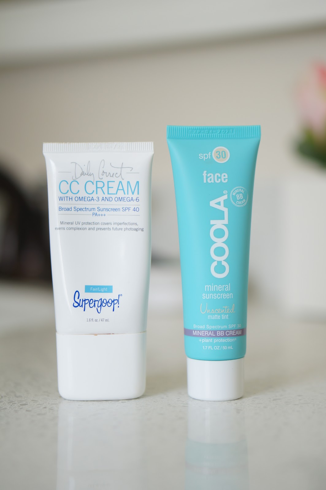 NC blogger Rebecca Lately shares her best PSF products to keep your skin protected during the summe rand all year long. Check it out!