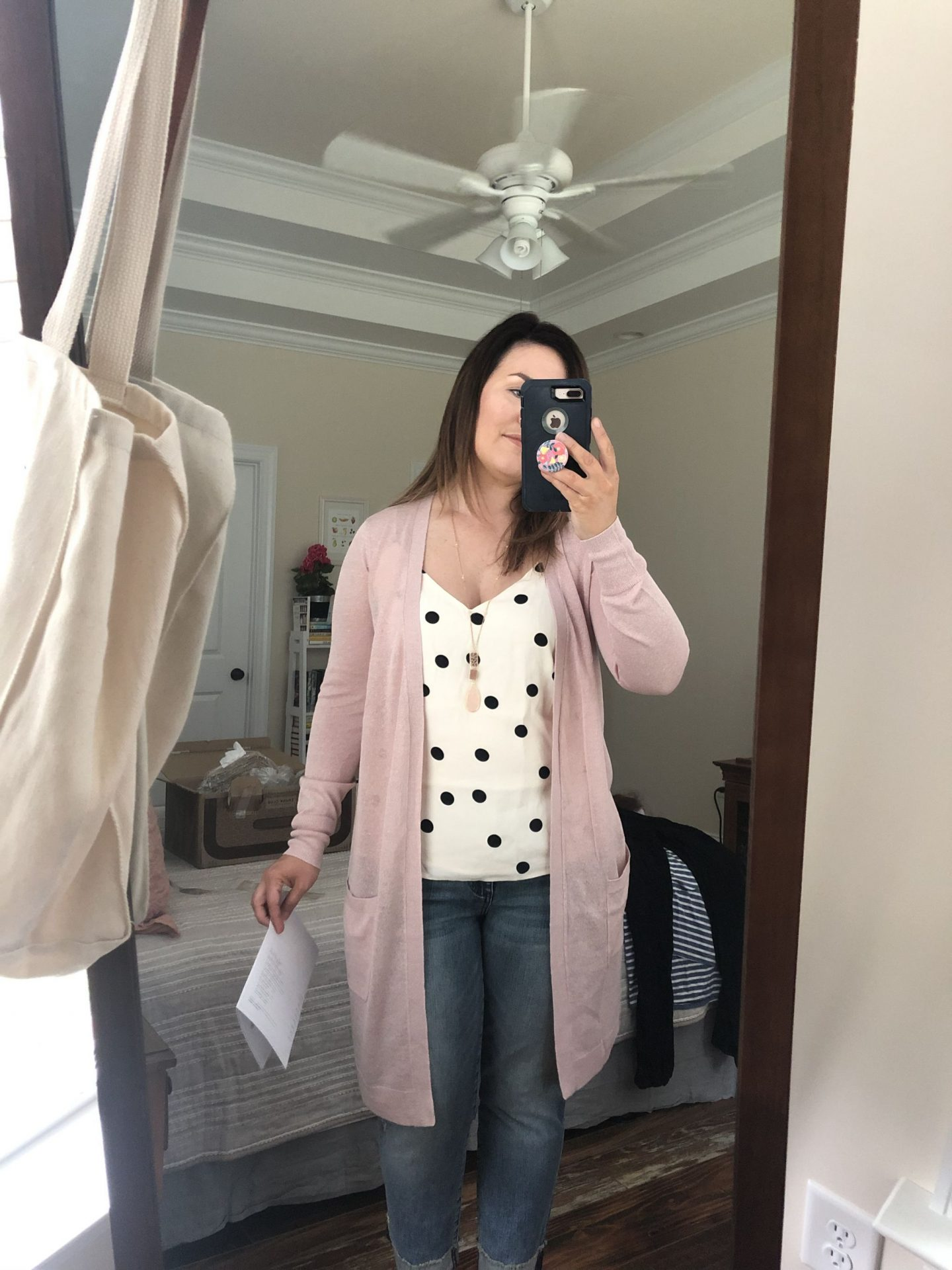 NC blogger Rebecca Lately shares her last summer Trunk Club review. She requested an affordable box of summer clothes. See what she got here!