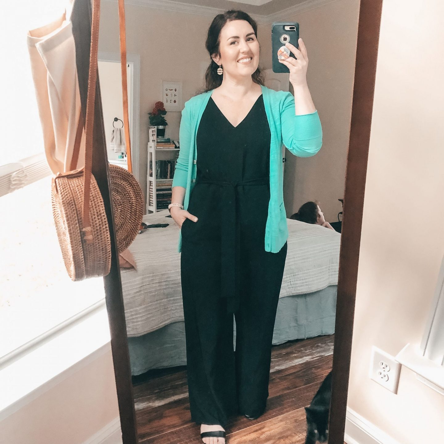 NC blogger Rebecca Lately shares her most recent summer outfits. Since reading The Curated Closet, her outfit equations have simplified getting ready!