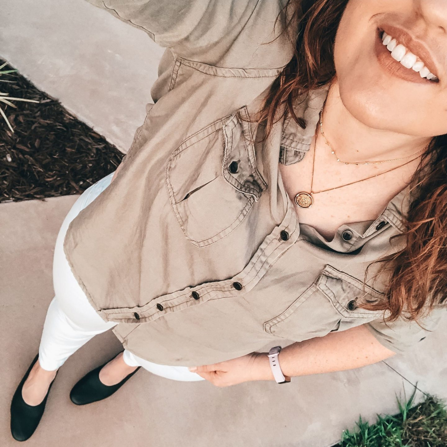 NC blogger Rebecca Lately shares her five recent summer outfits. If you love a minimal, remixable wardrobe, check this out for some inspiration!