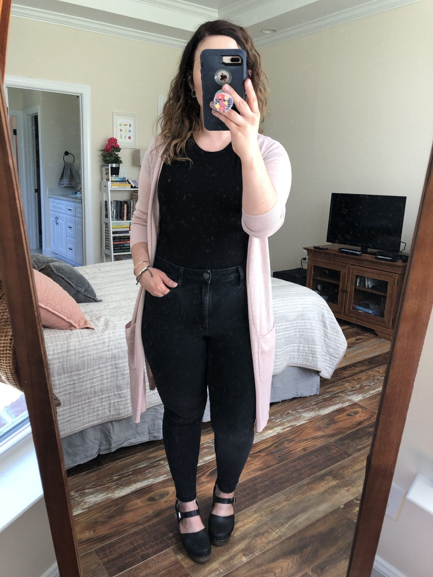 NC blogger Rebecca Lately shares a style challenge for today's post. Check out she styles this Aritzia bodysuit three ways!