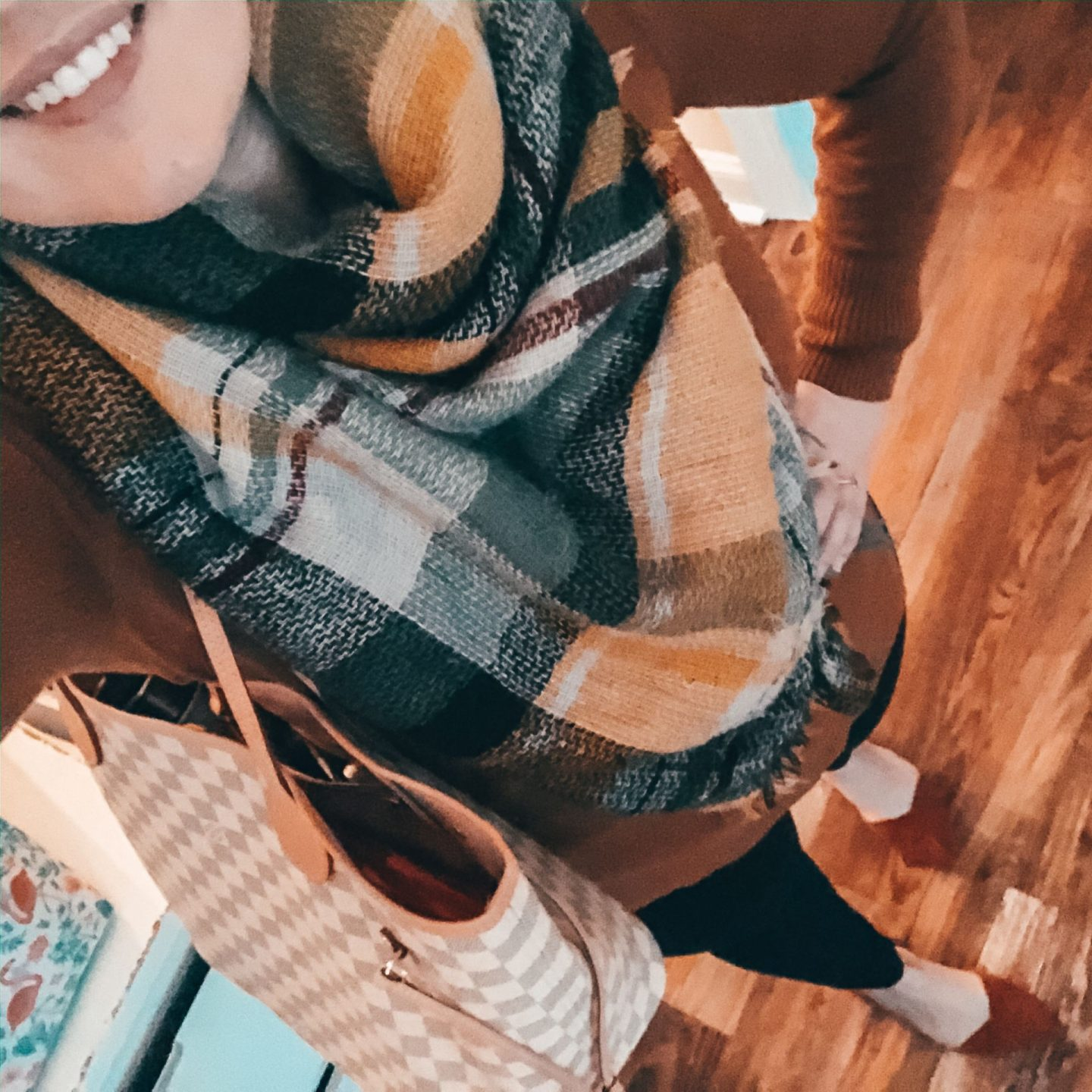Popular NC blogger Rebecca Lately shares her weekly what I wore outfit round up for the last week of January. If you need winter inspiration, it is here!
