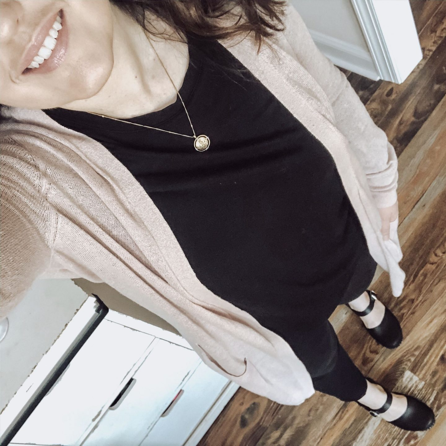 Popular NC blogger Rebecca Lately shares her what I wore outfit roundup for this week. Check it out for winter outfit inspiration!