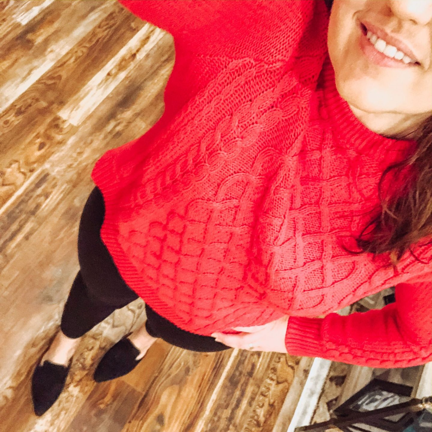 NC blogger Rebecca Lately shares a what I wore outfit roundup over on her blog. With winter nearing an end, she's taking wearing sweaters and layers!
