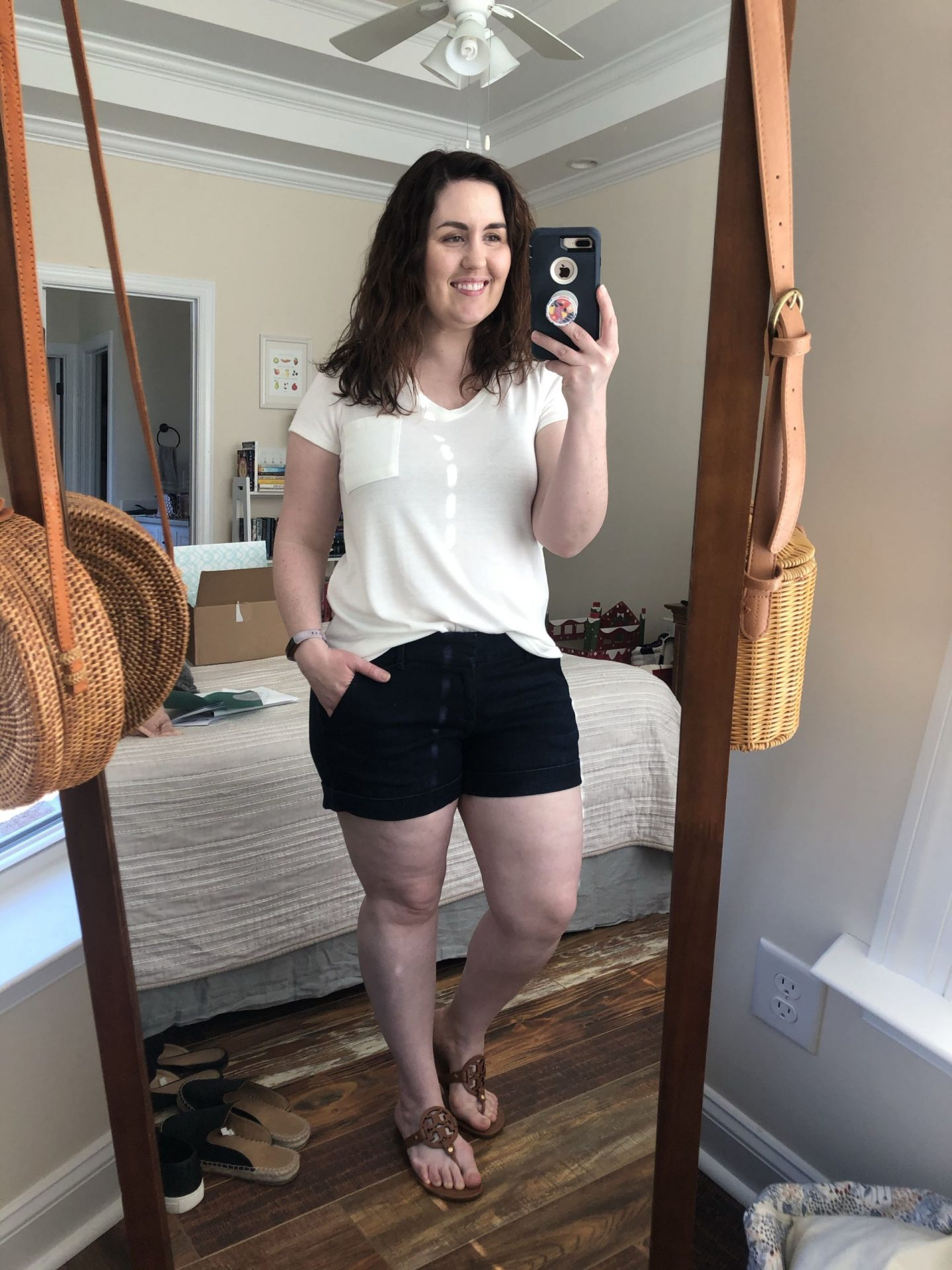 NC blogger Rebecca Lately shares her March 2020 Stitch Fix outfits. Are you already prepping for spring & summer? Come check out these cute summer outfits!
