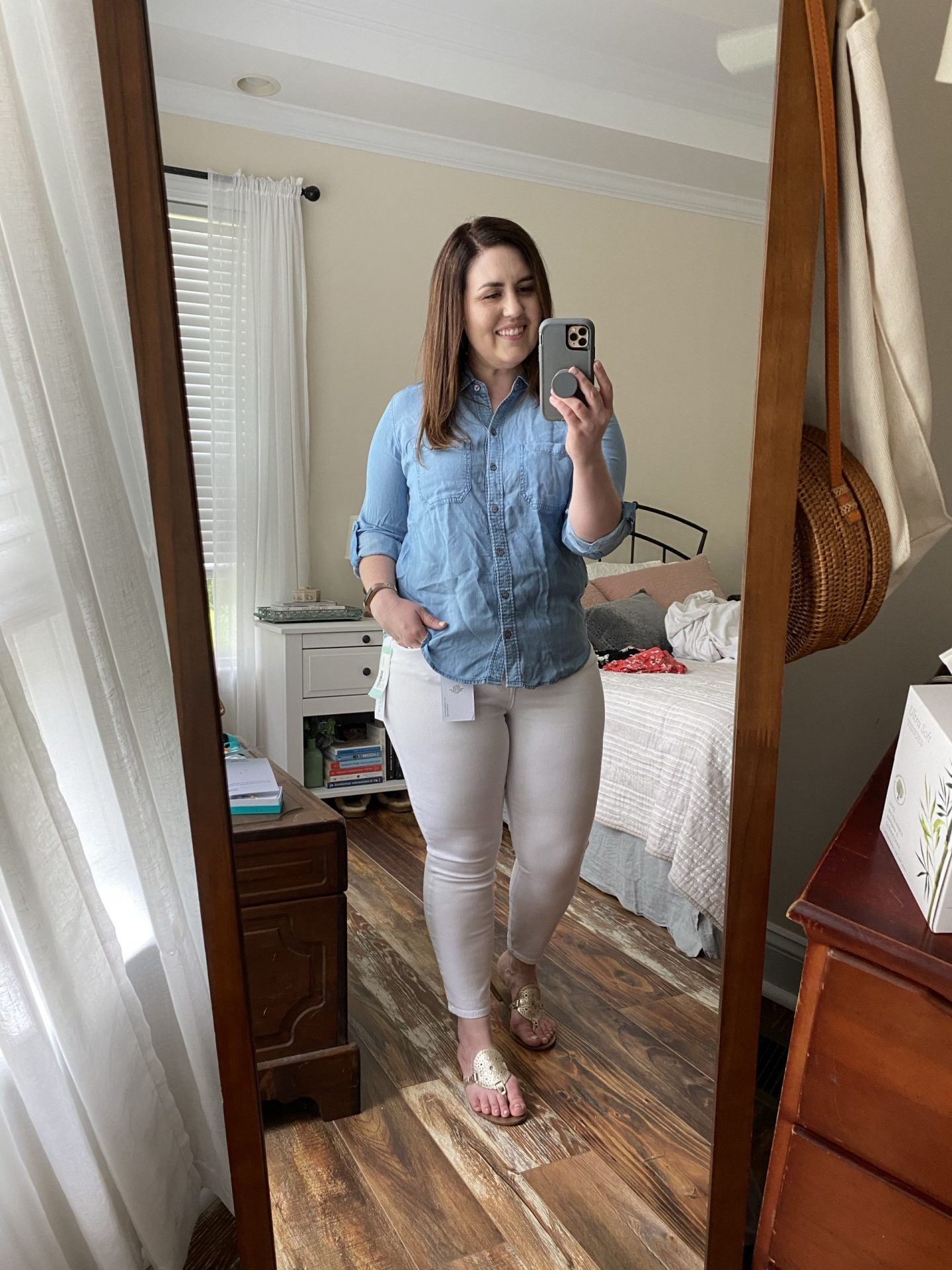 NC blogger Rebecca Lately is sharing her popular posts of 2020.  From Stitch Fix to skincare to Trunk Club, you'll love it all!