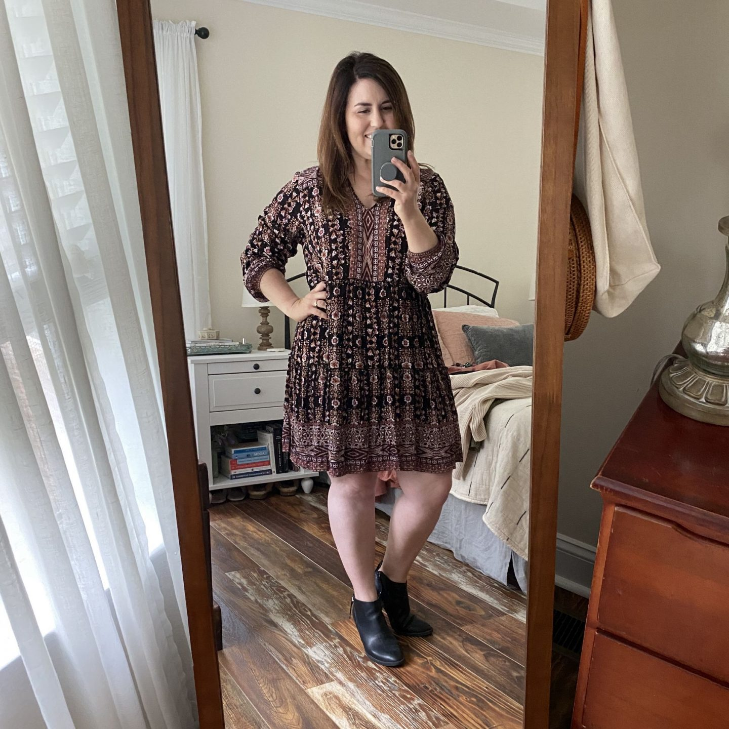 NC blogger Rebecca Lately is sharing her picks from the Fall Target dresses line up, along with some fall cardigans for layering.