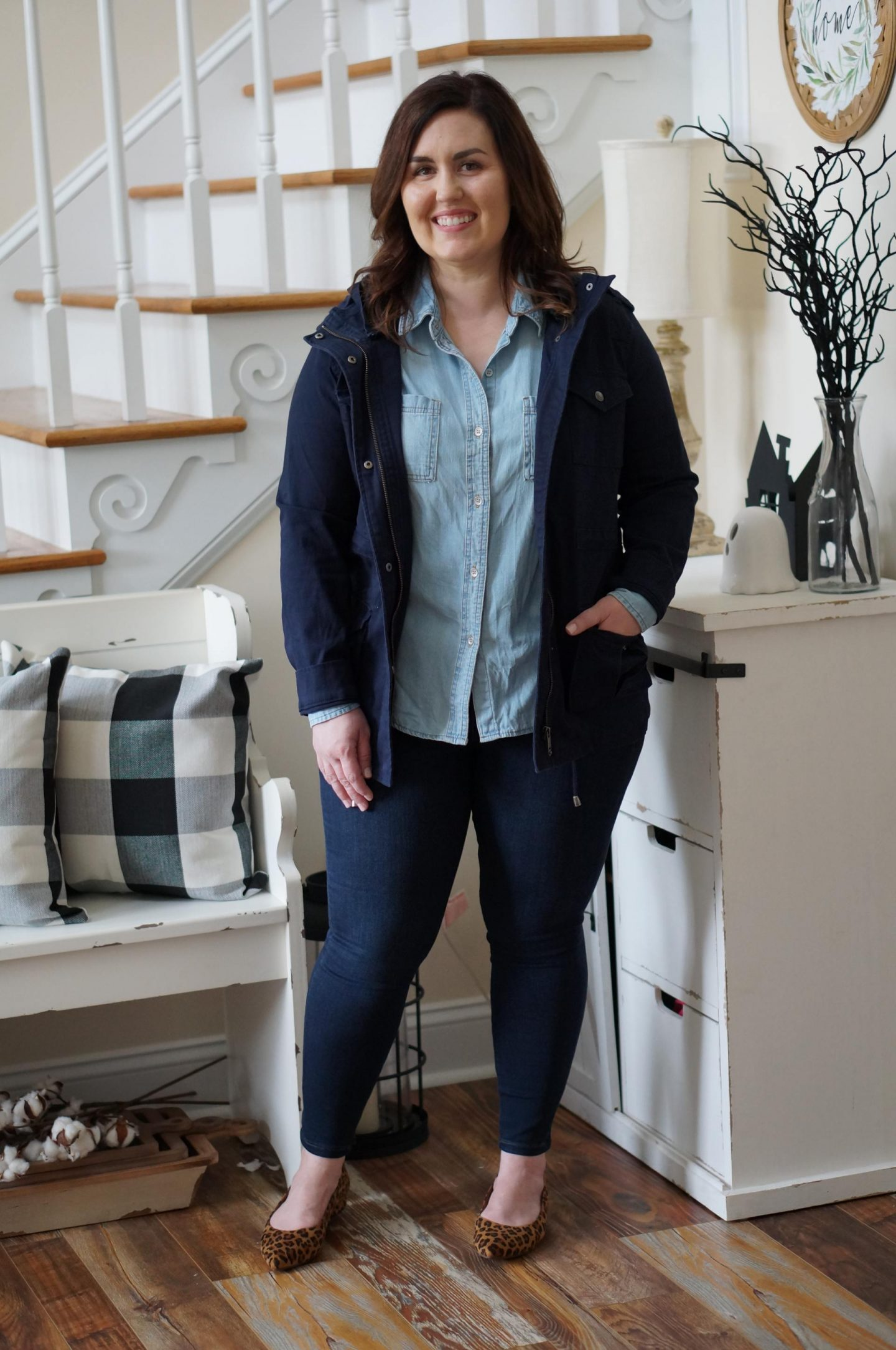 NC blogger Rebecca Lately is sharing her October 2020 Stitch Fix. Her items are perfect for transitioning into the cooler months!