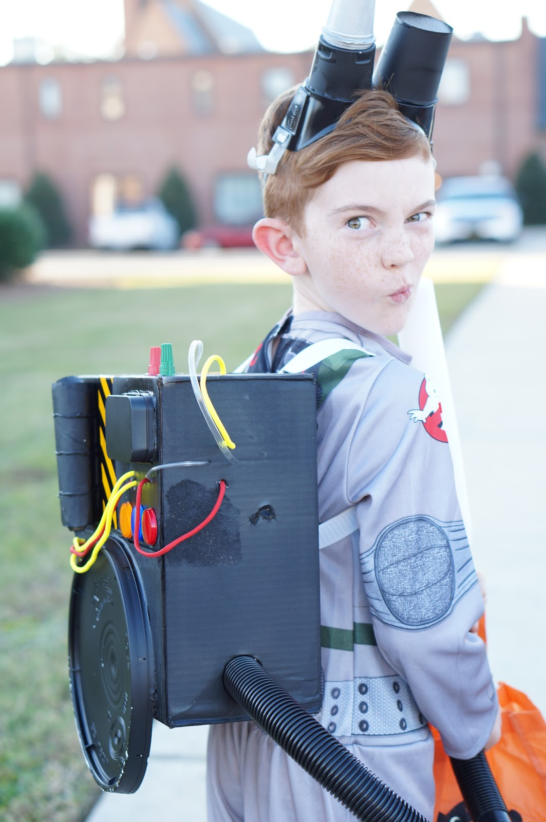NC blogger Rebecca Lately is sharing a few homemade Halloween costumes for kids for inspiration this Halloween season!