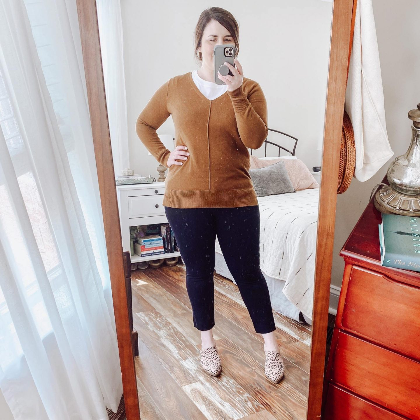 NC blogger Rebecca Lately is sharing her favorite fall workwear outfits for this season. Check out for affordable options!