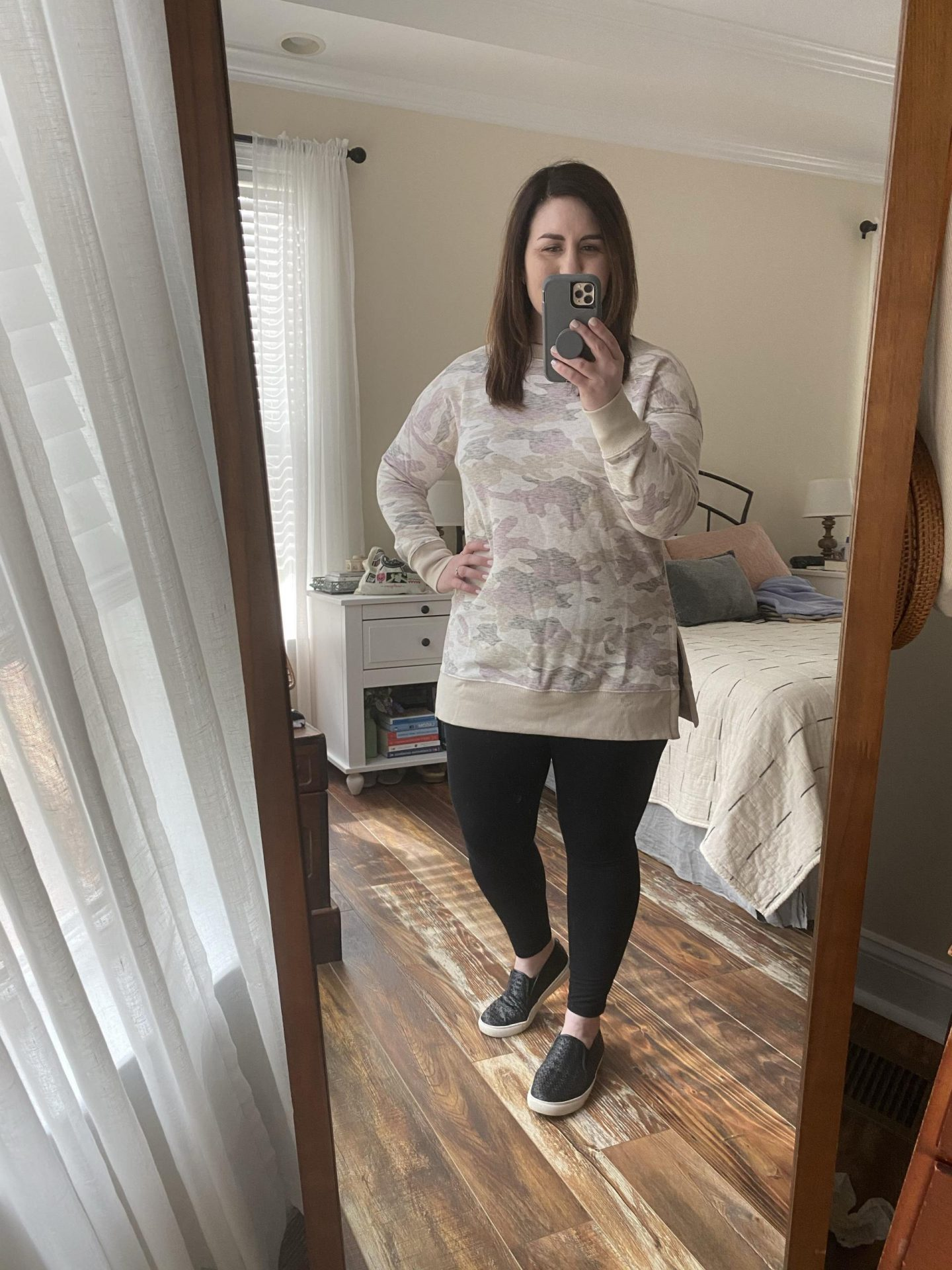 NC blogger Rebecca Lately is sharing an Old Navy Fall Haul.  Check out for comfy workwear options and loungewear faves!