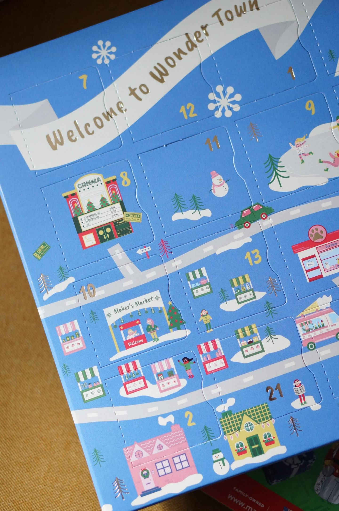 NC blogger Rebecca Lately is sharing her 2020 advent calendars.  If you are looking for cute advents, check this out!