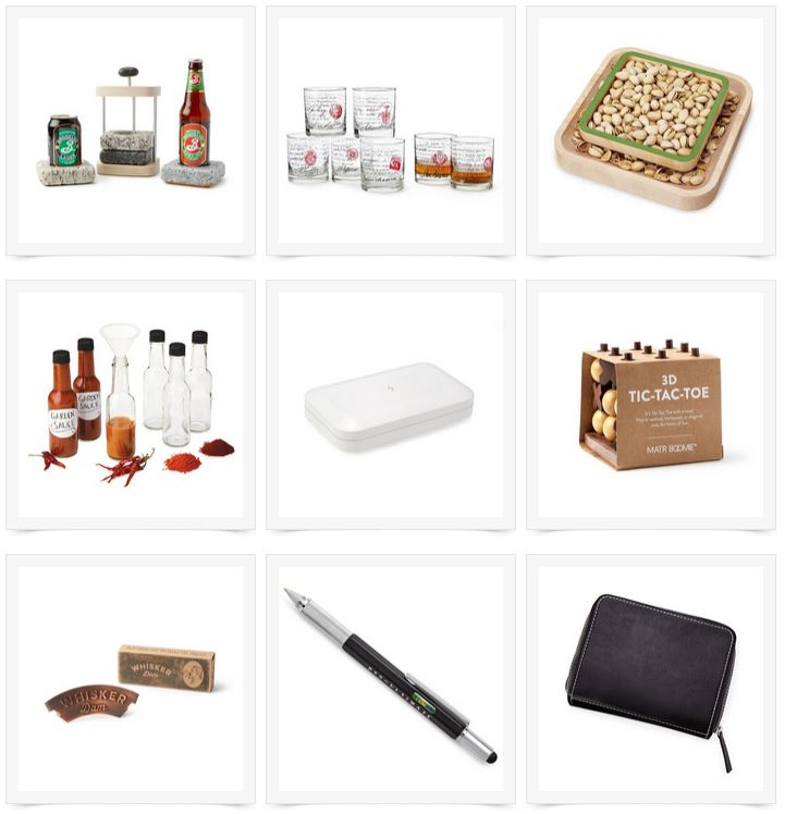 NC blogger Rebecca Lately is sharing her guift guide for men for the Christmas 2020 season. Check out these useful and quirky gifts!