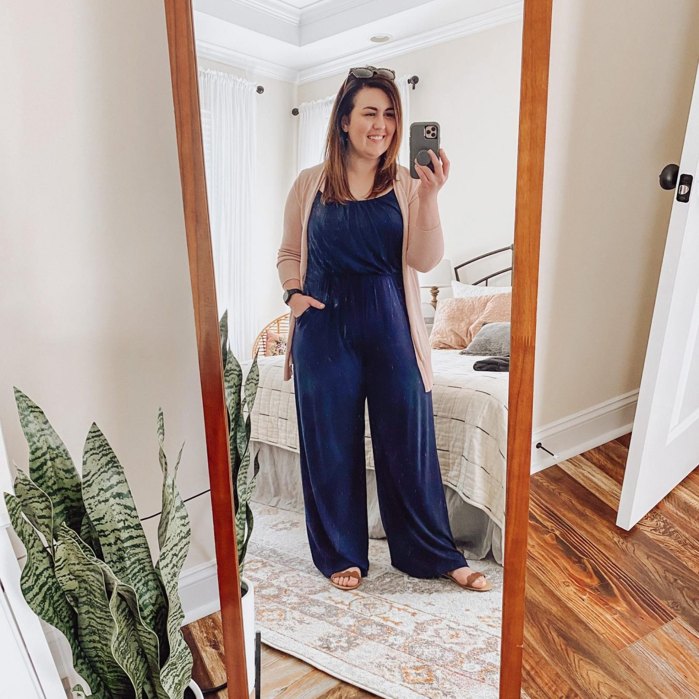 NC blogger Rebecca Lately is sharing an Instagram round up of her recent outfits.  From casual to work wear, check these out for inspiration!