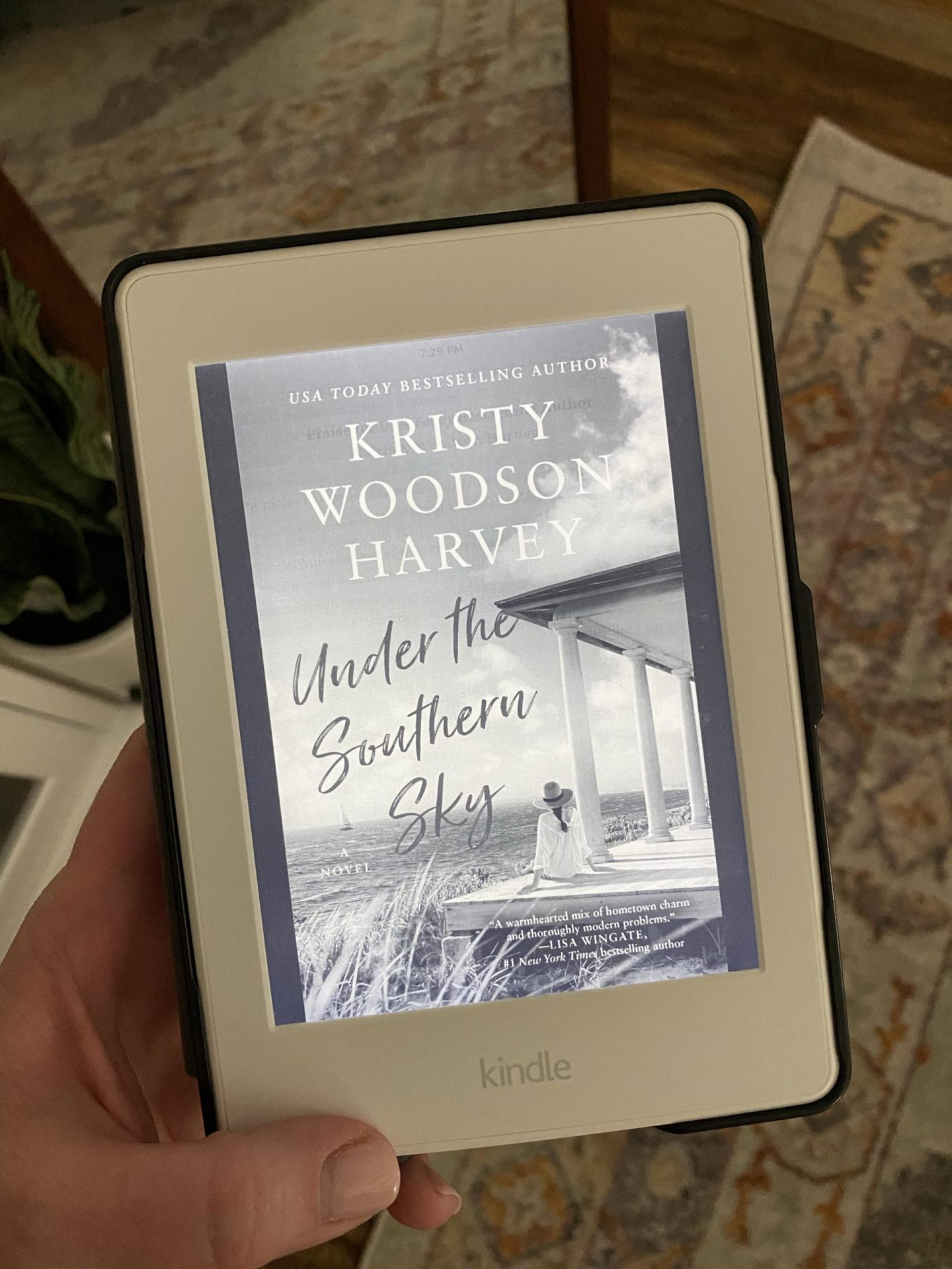 NC blogger Rebecca Lately is sharing her spring reading list.  Get ready for spring and summer reading, and check out these books!