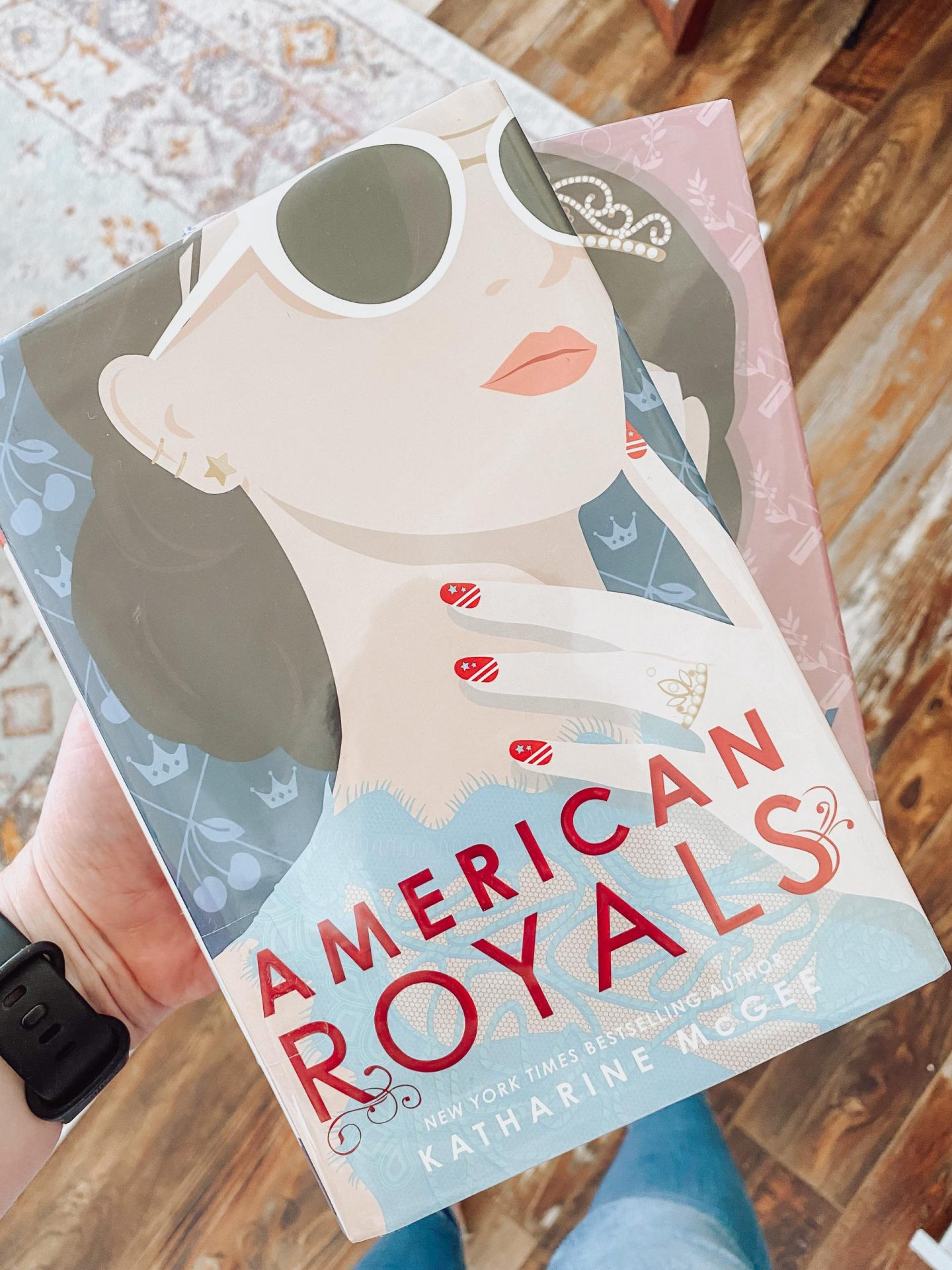 NC blogger Rebecca Lately is sharing her thoughts on the American Royals series.  If you love a little royal drama, this series is for you!
