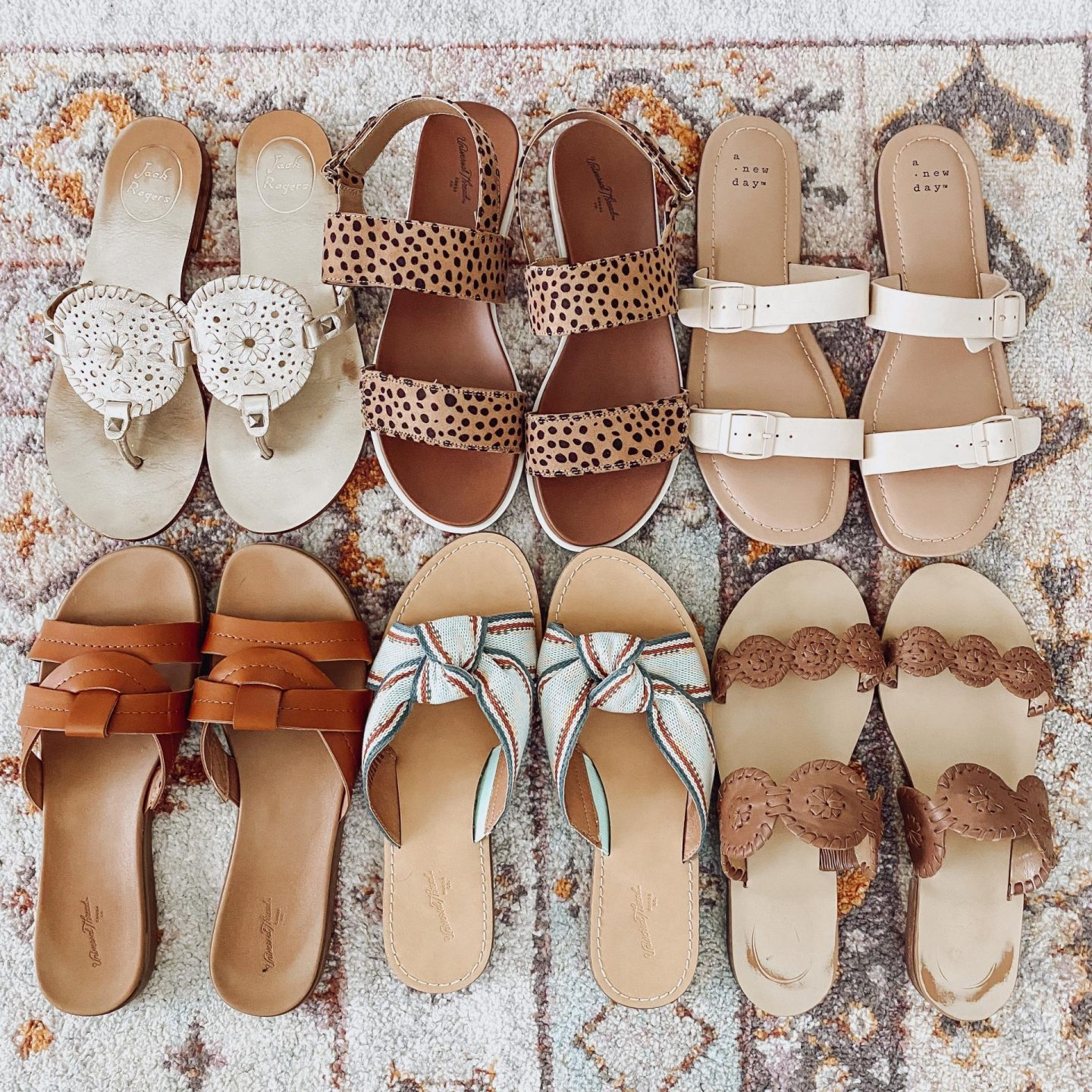 NC blogger Rebecca Lately is sharing her favorite summer shoes. If you're looking for cute shoes for summer, check this out!