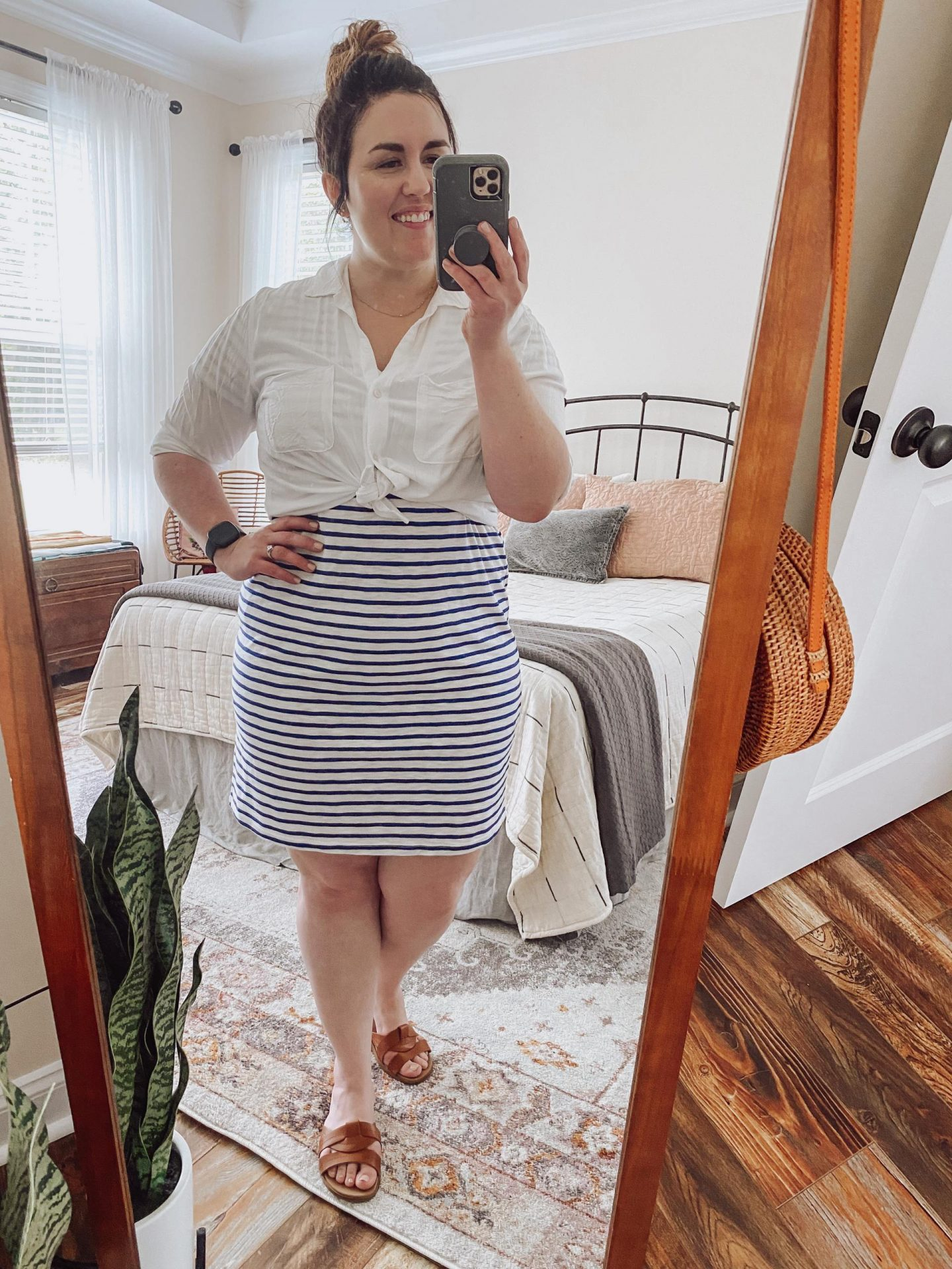 NC blogger Rebecca Lately is sharing her beach outfit ideas for this summer. If you love wearing dresses, then this is for you!