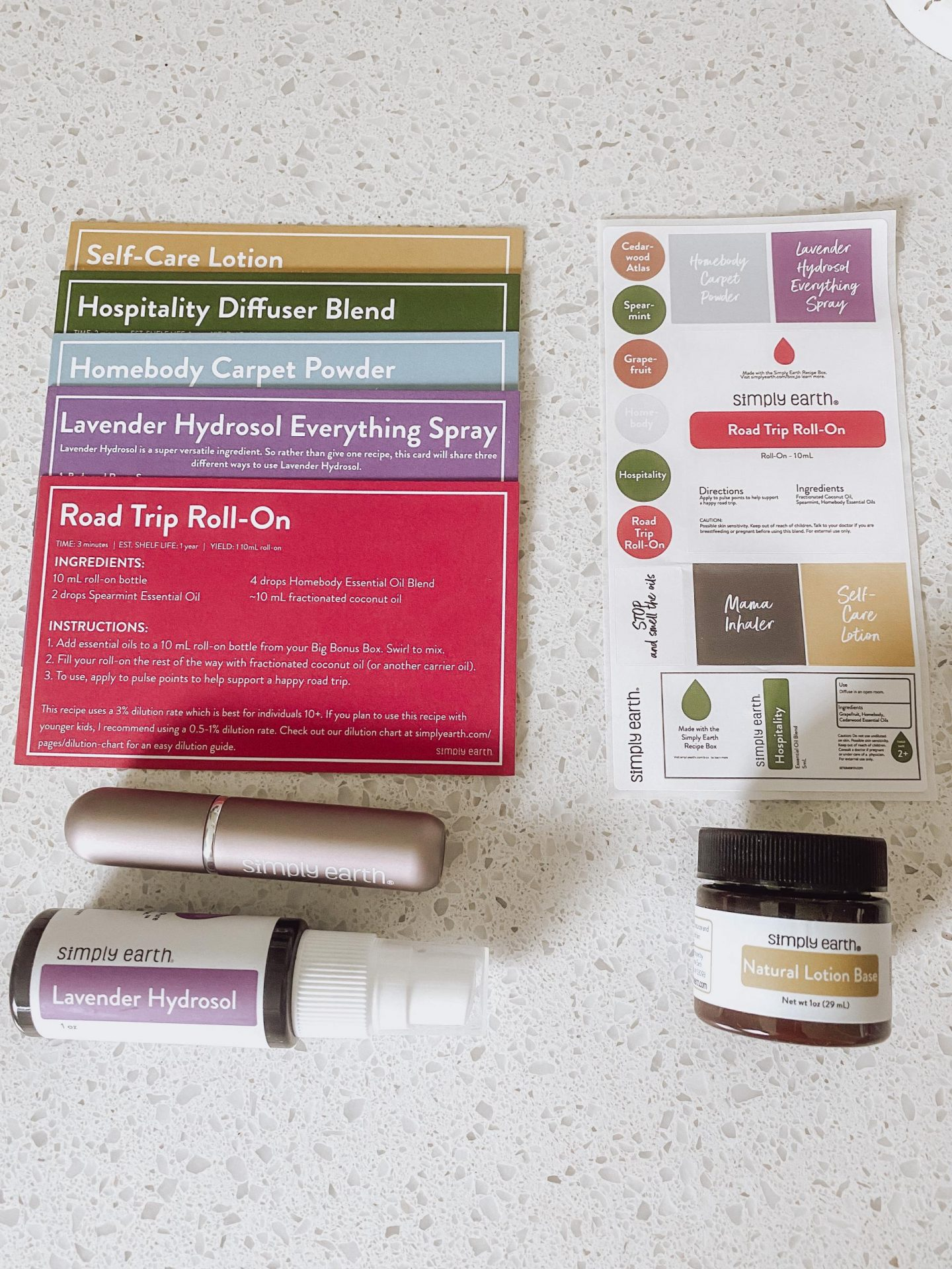 NC blogger Rebecca Lately is sharing her Simply Earth July 2021 box. The theme this month is Family Friendly.  Check it out here!