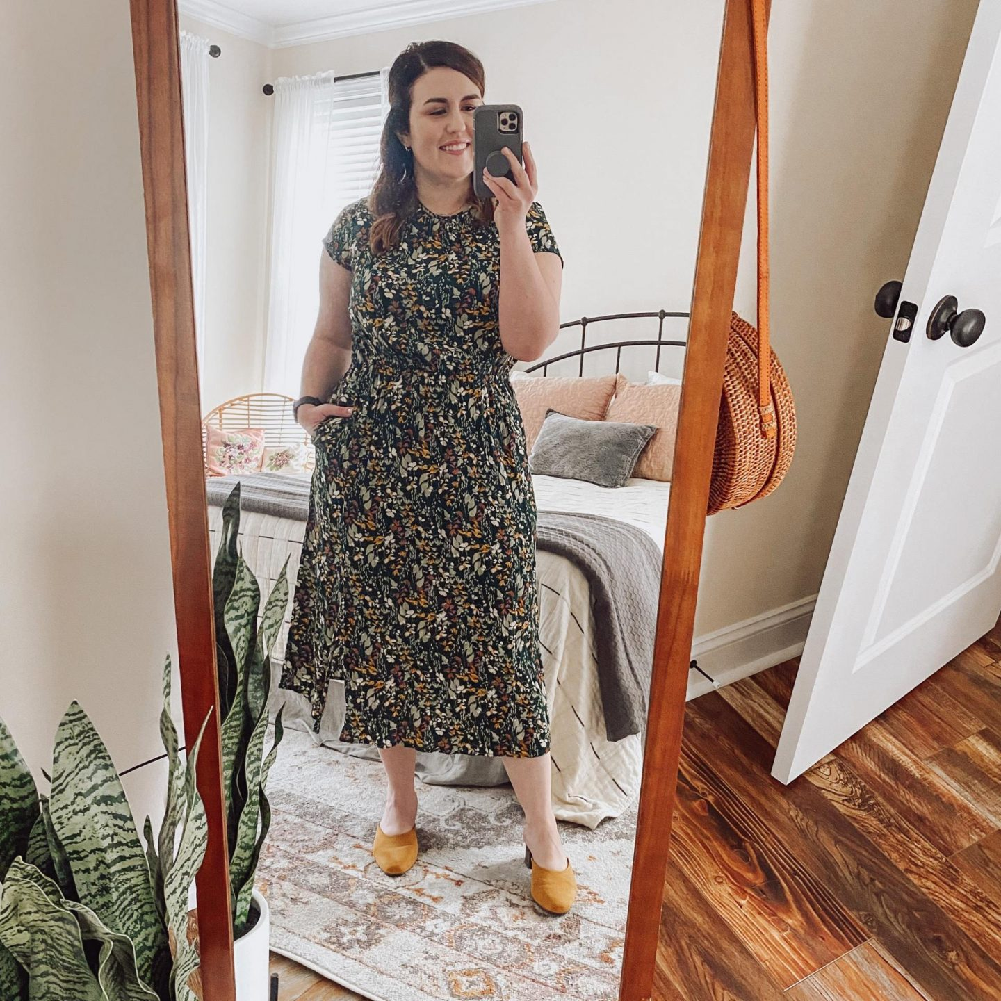NC blogger Rebecca Lately is sharing her favorite midi dresses for summer.  These are so nice to wear when it's hot outside!