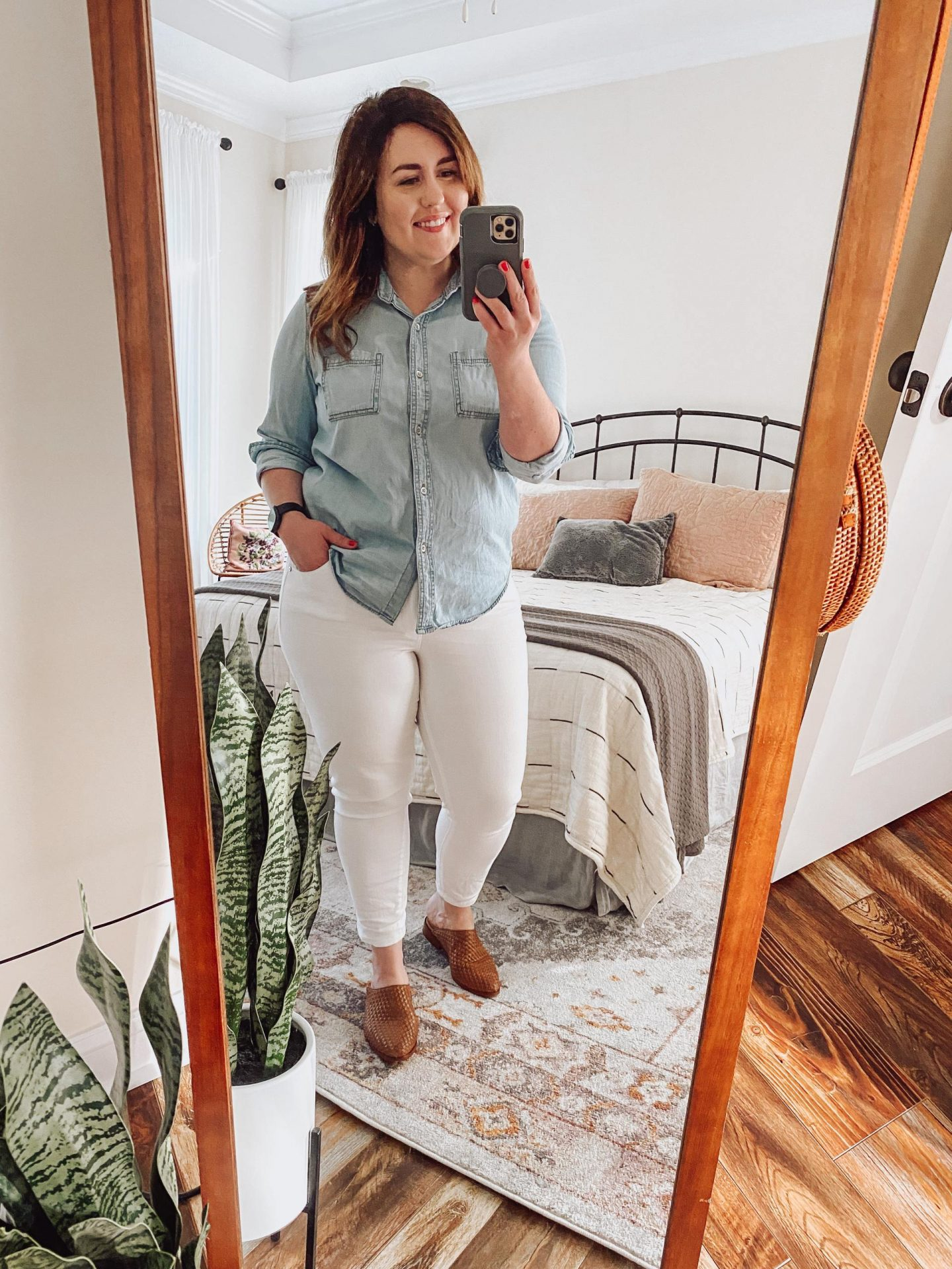 NC blogger Rebecca Lately is sharing some of her recent workwear outfits after heading back to the office full time!