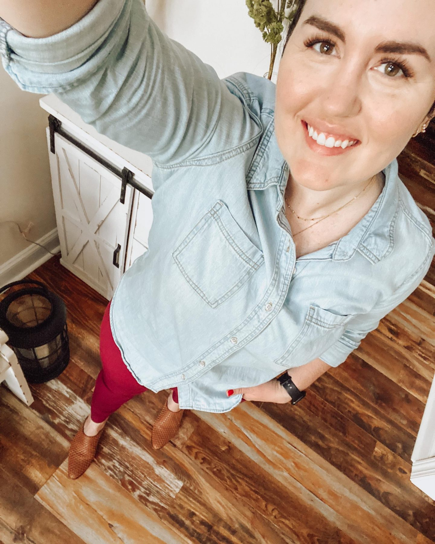 NC blogger Rebecca Lately is sharing her favorite workwear shoes heading into fall and winter. If you need workwear inspo, check this out!