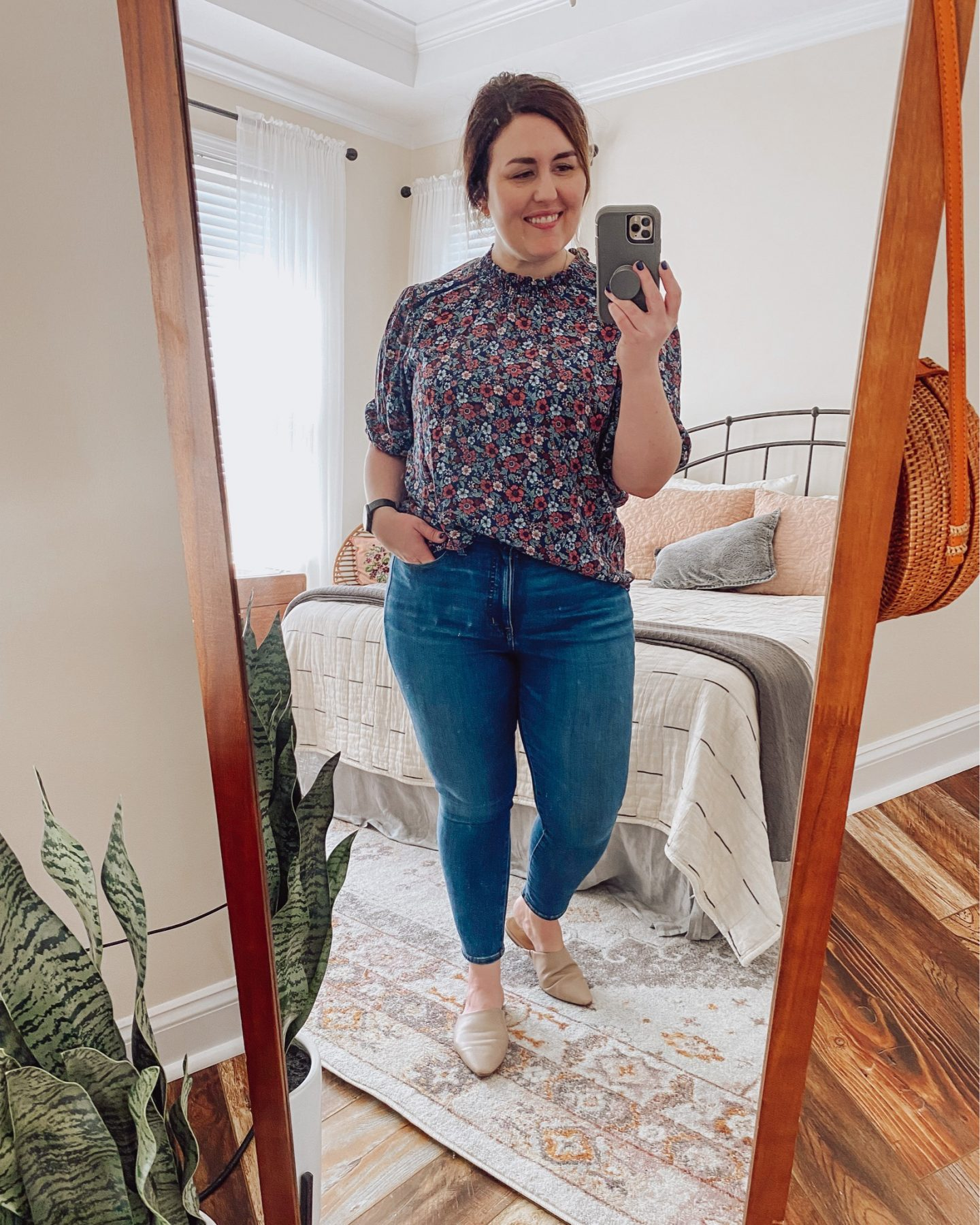 NC blogger Rebecca Lately is sharing her favorite fall transition workwear outfits. Check this out for business casual inspiration!