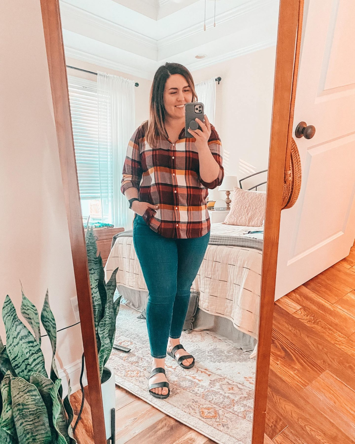 NC blogger Rebecca Lately is sharing her recent outfits from September and October. If you're looking for fall outfit inspiration, click here!